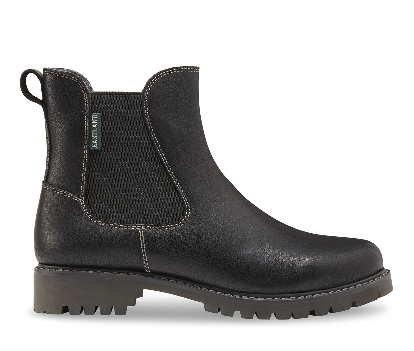 Eastland Ida Women's Boots (Black - Leather)