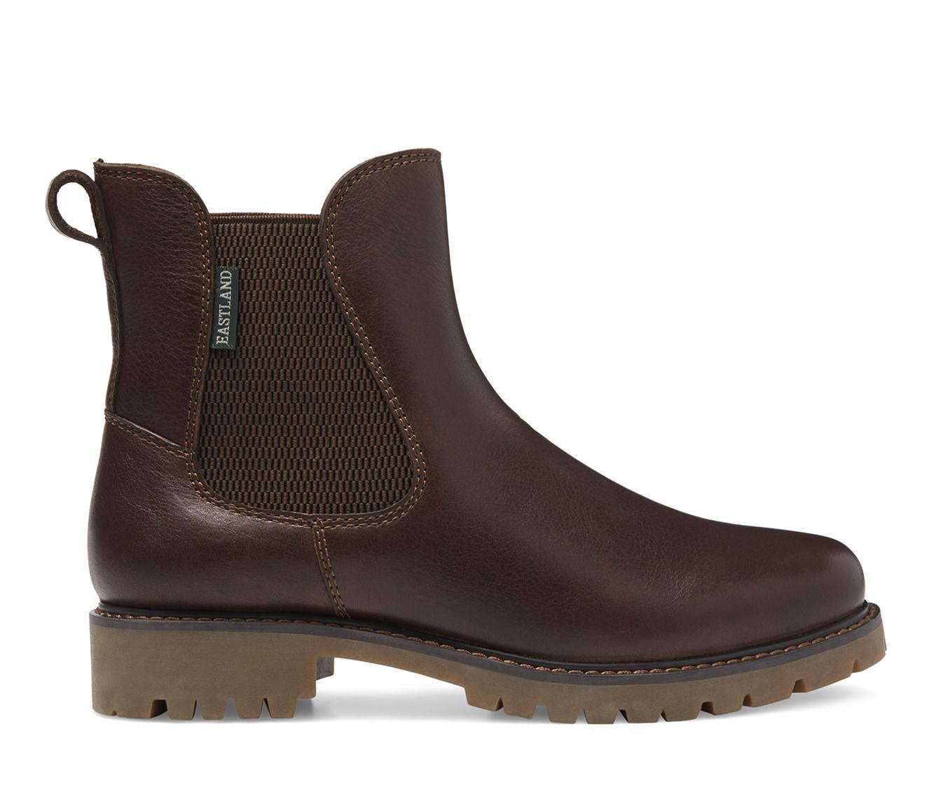 Eastland Ida Women's Boots (Brown - Leather)