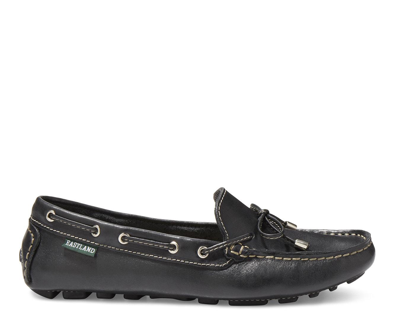 Eastland Marcella Women's Shoe (Black Leather)