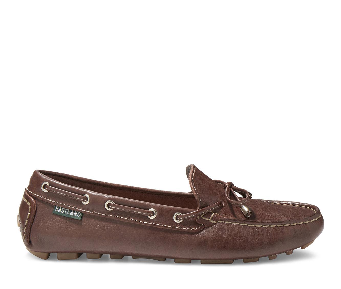 Eastland Marcella Women's Shoe (Brown Leather)