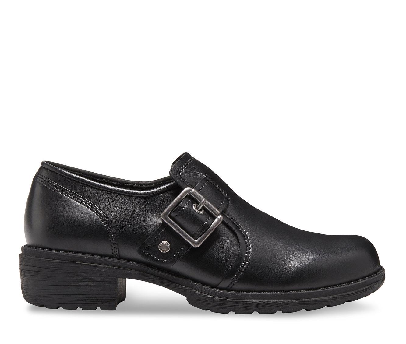 Eastland Open Road Women's Shoe (Black Leather)
