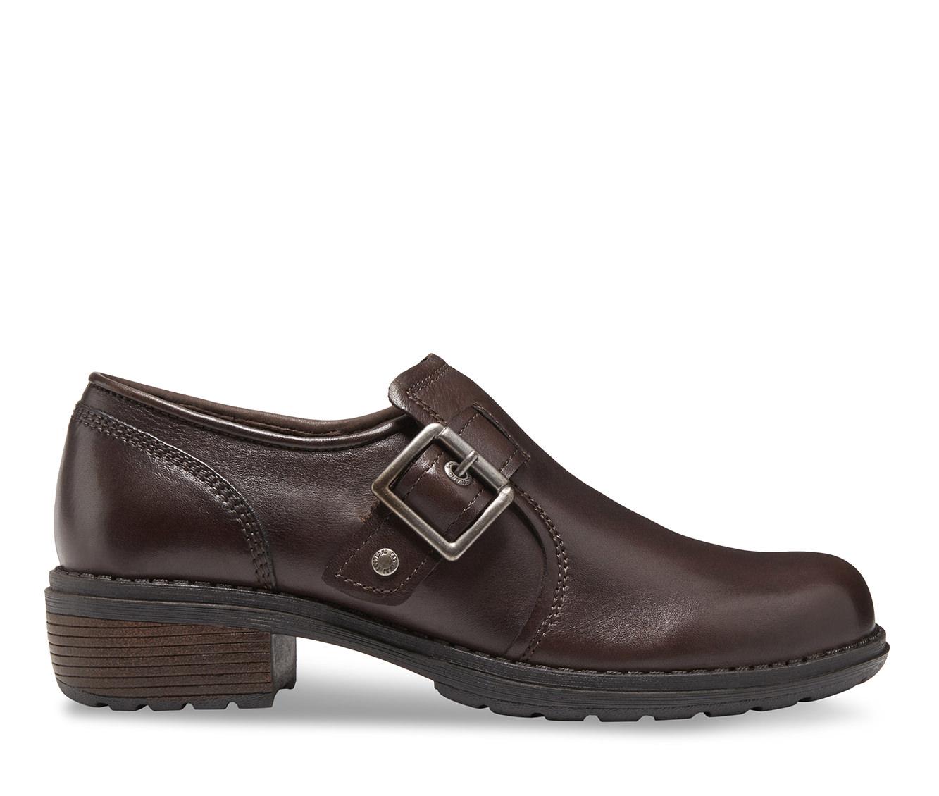 Eastland Open Road Women's Shoe (Brown Leather)