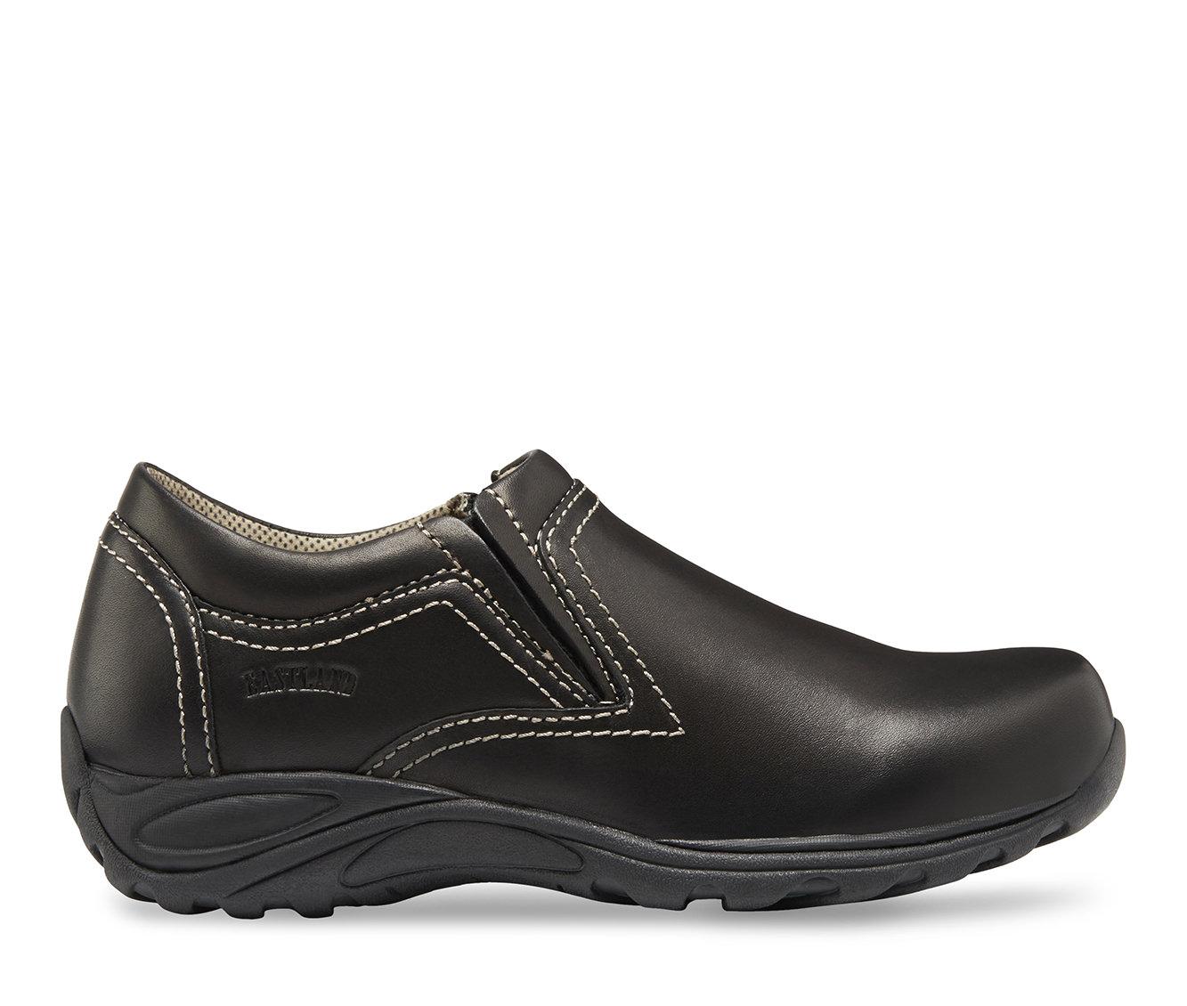 Eastland Liliana Women's Shoe (Black Leather)