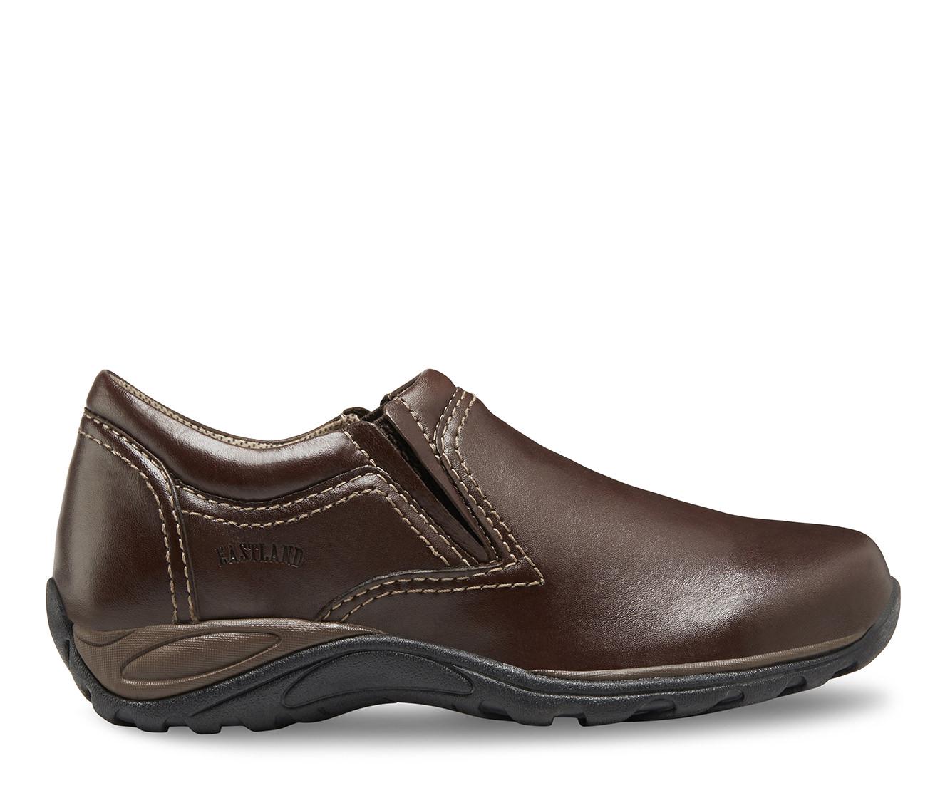 Eastland Liliana Women's Shoe (Brown Leather)