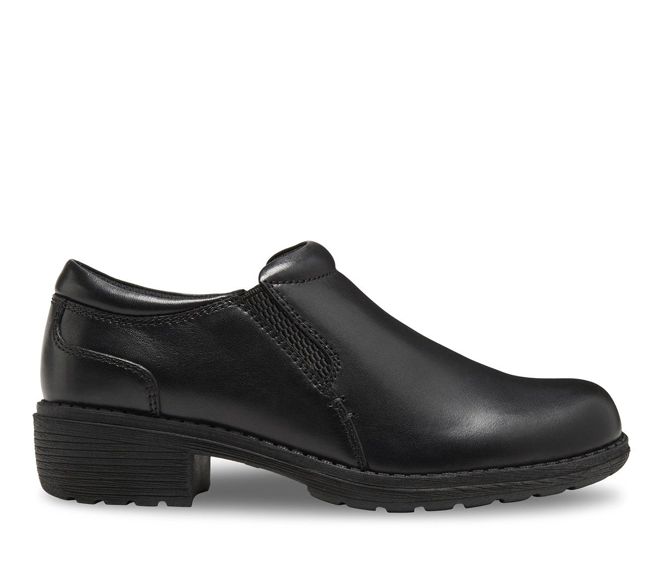Eastland Double Down Women's Shoe (Black Leather)