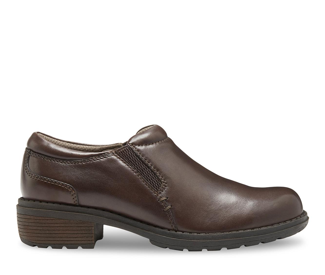 Eastland Double Down Women's Shoe (Brown Leather)