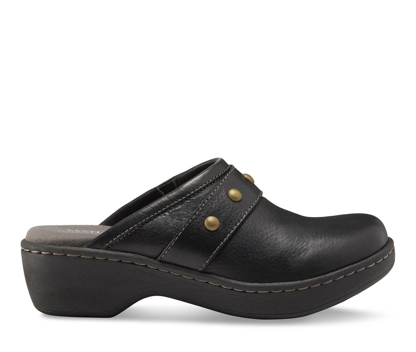 Eastland Gabriella Women's Shoe (Black Leather)