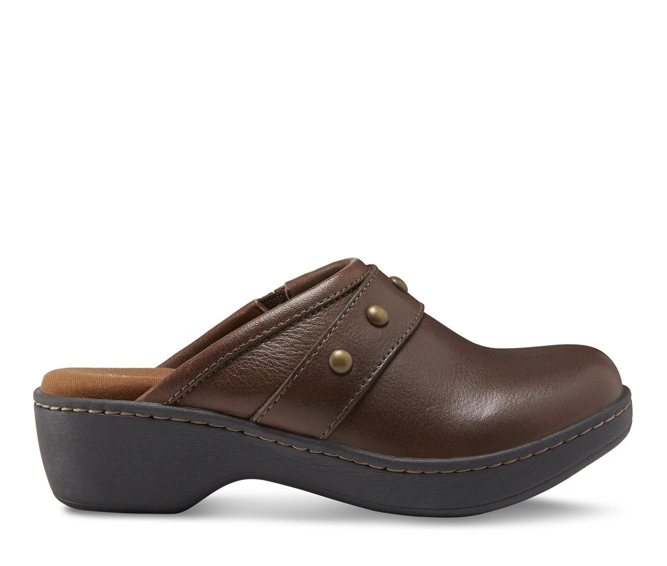 Eastland Gabriella Women's Shoe (Brown Leather)