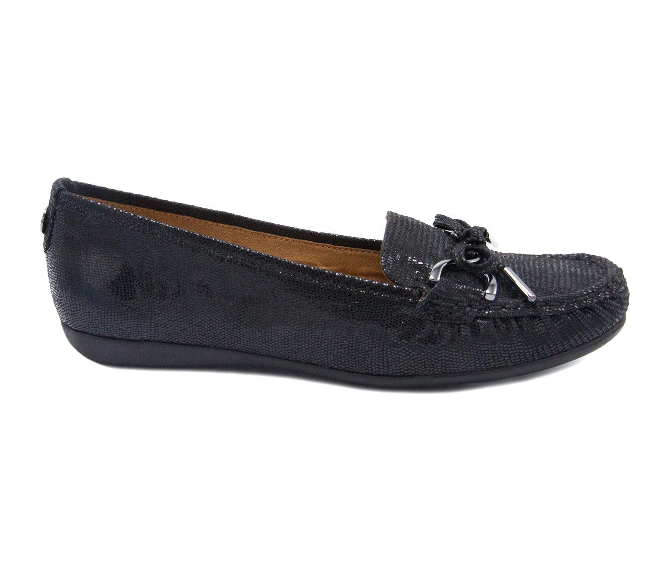 Gloria Vanderbilt Lady Women's Shoe (Black Canvas)