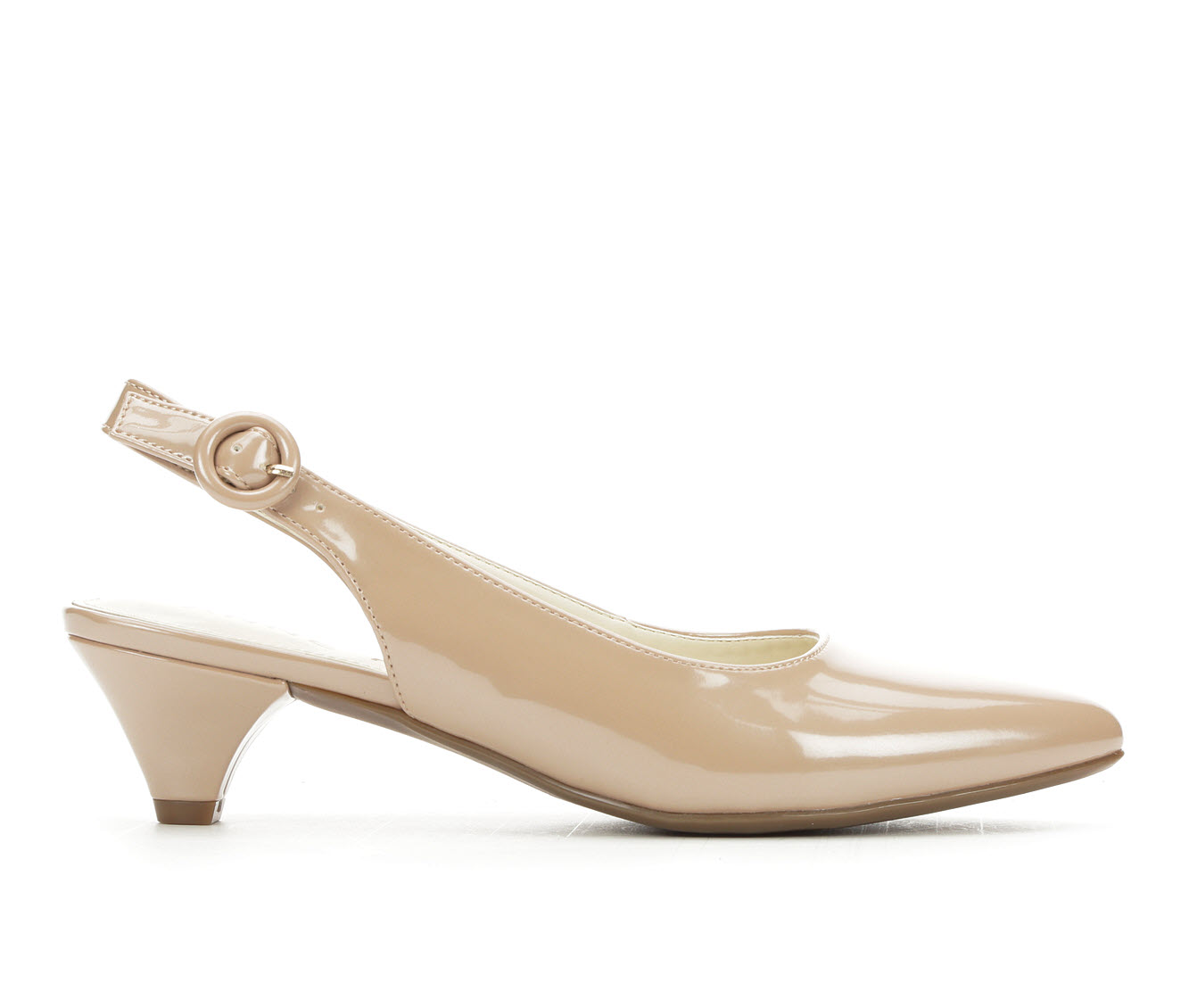 Anne Klein Sport Xplore Women's Dress Shoe (Pink Faux Leather)