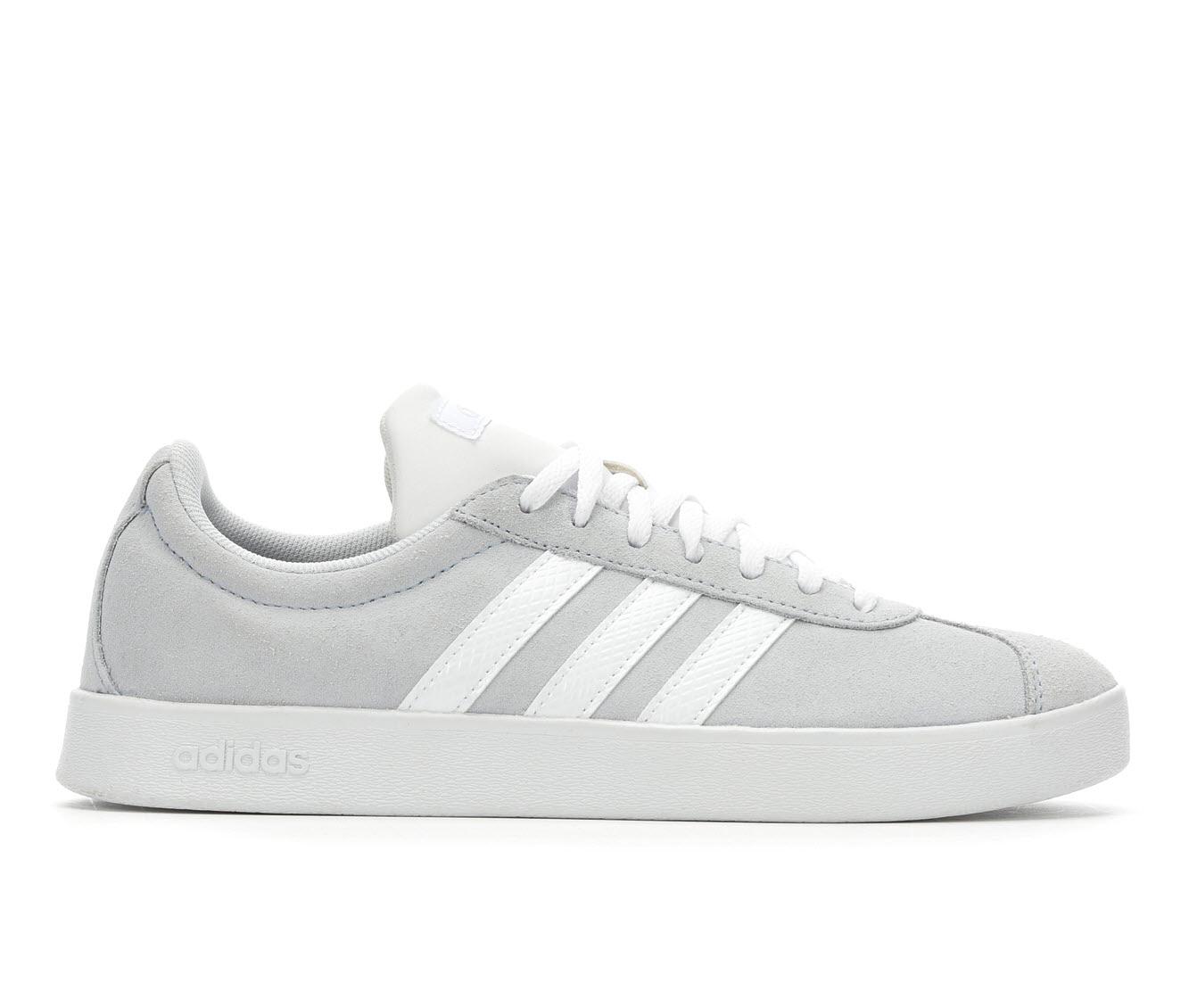 Adidas VL Court 2.0 Women's Athletic Shoe (Blue)