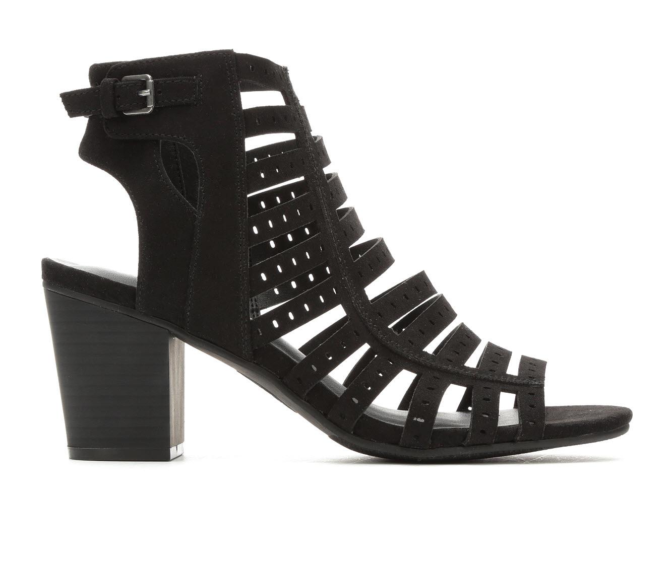 Vintage 7 Eight Whitney Women's Dress Shoe (Black Canvas)