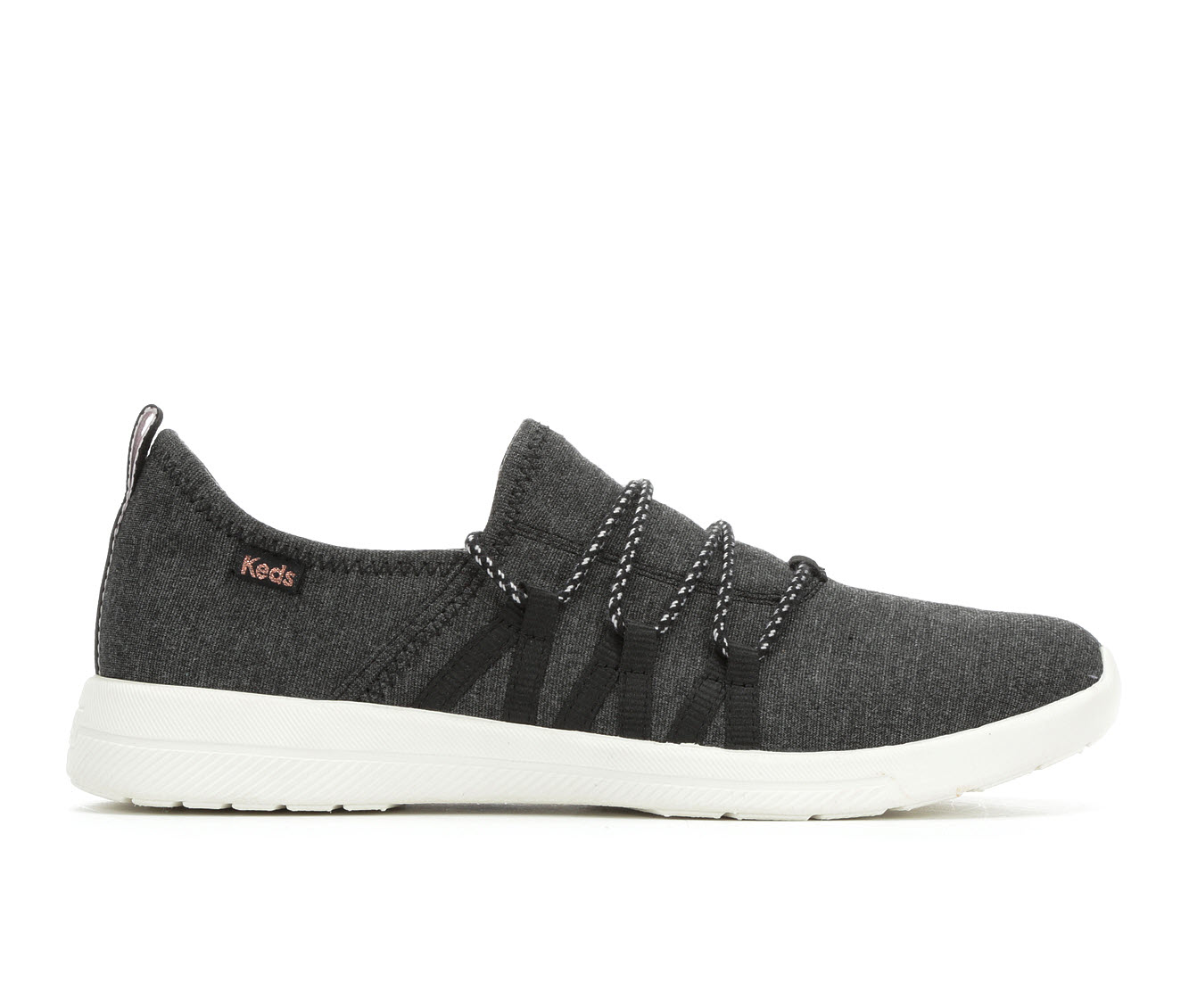 Keds Studio Lively Women's Shoe (Black Canvas)