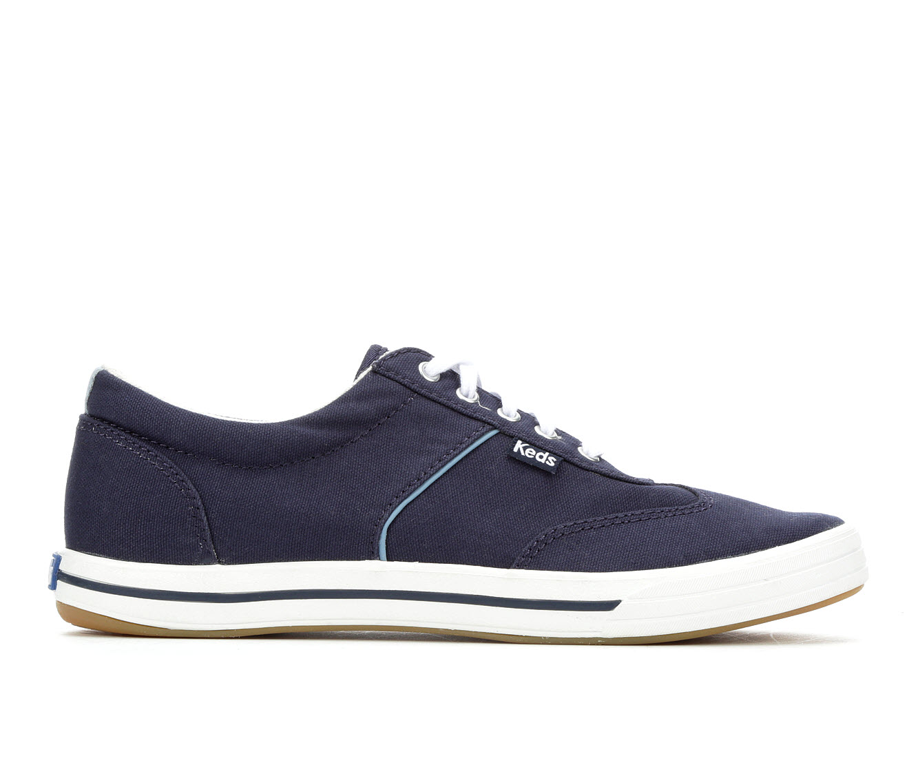 Keds Courty Twill Women's Shoe (Blue Canvas)