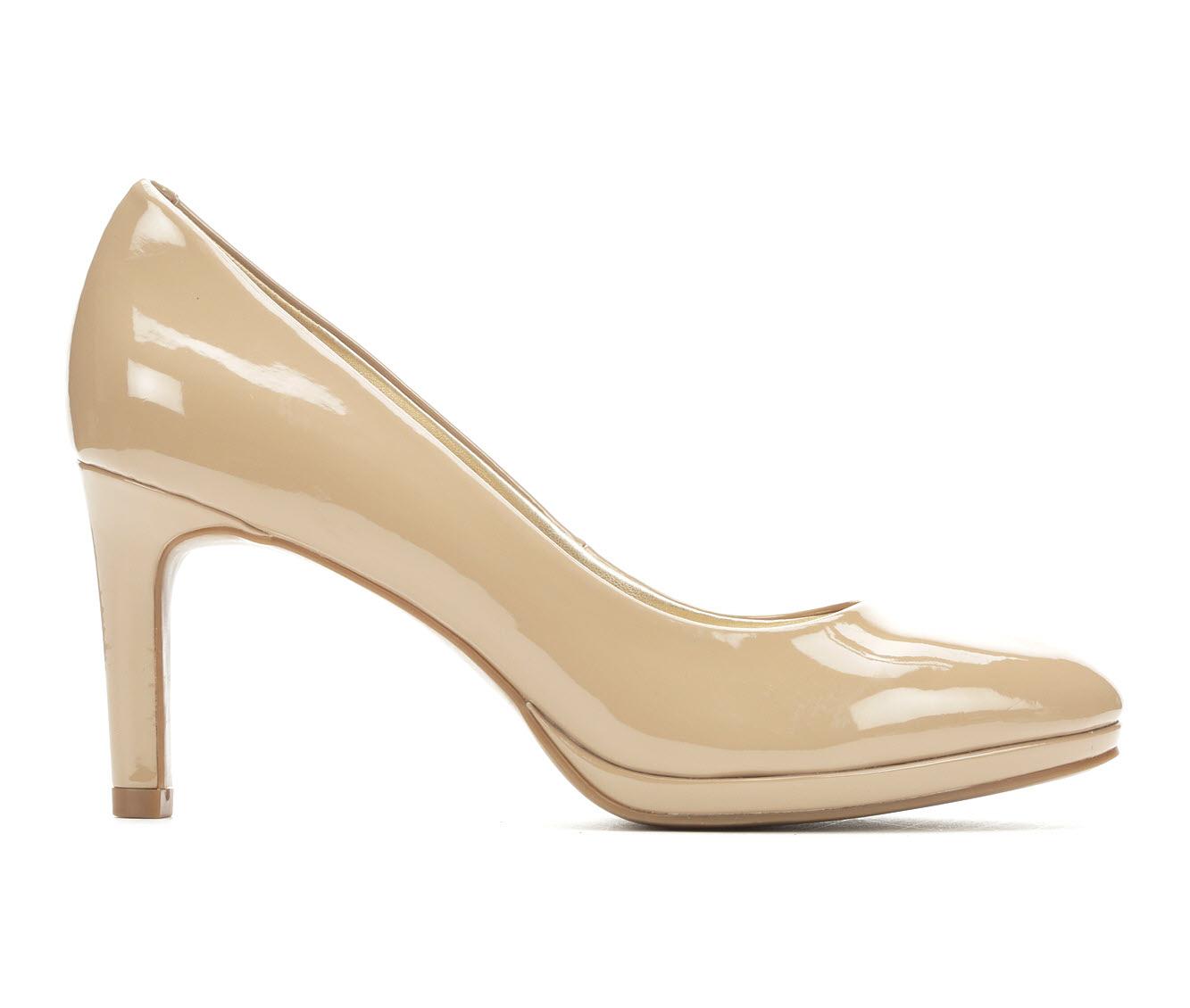Bandolino Brownello Women's Dress Shoe (Brown Faux Leather)