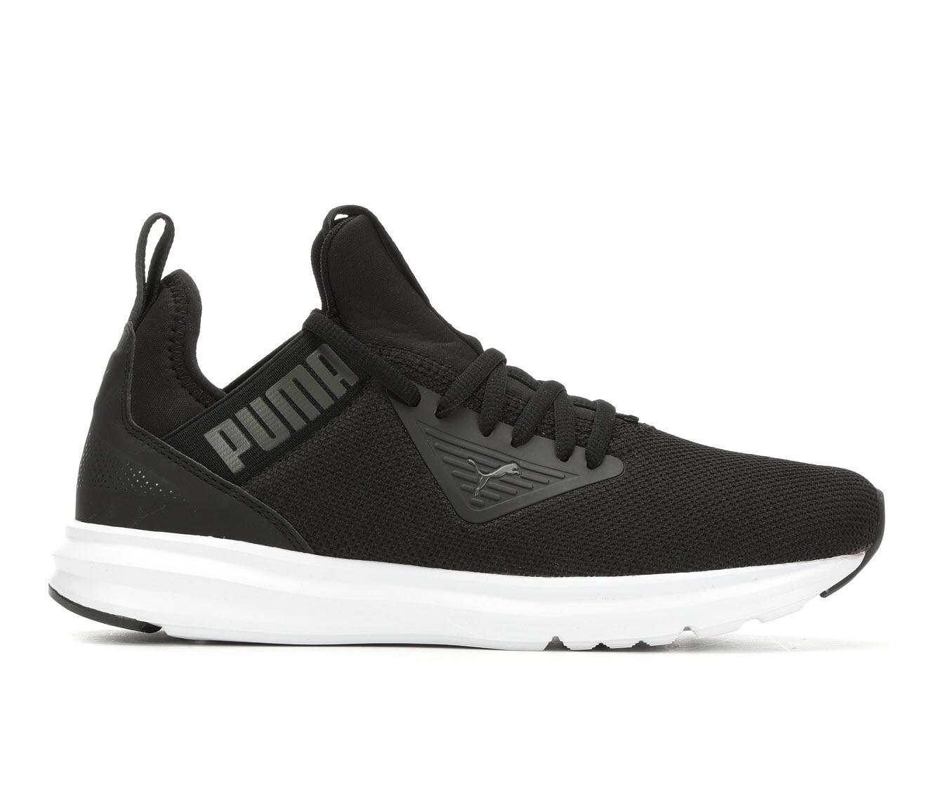 Puma Enzo Beta Women's Athletic Shoe (Black)