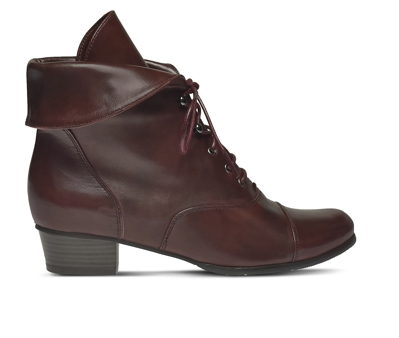 SPRING STEP Galil Women's Boots (Red Leather)