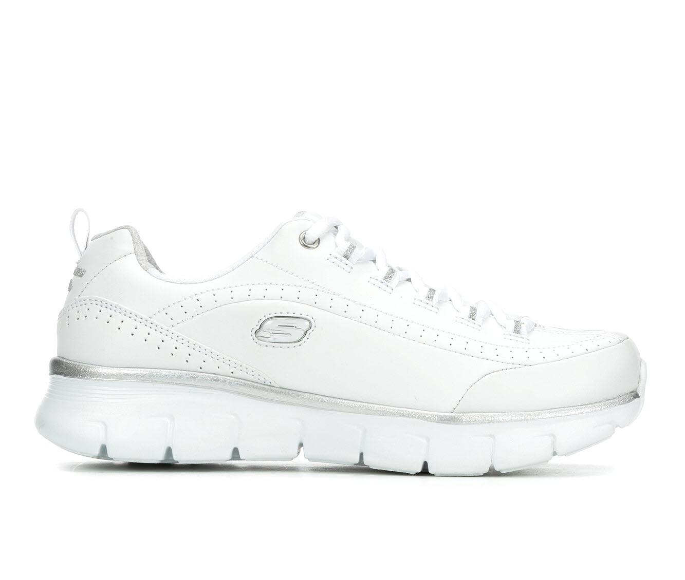 Skechers Synergy 3.0 Women's Athletic Shoe (White)