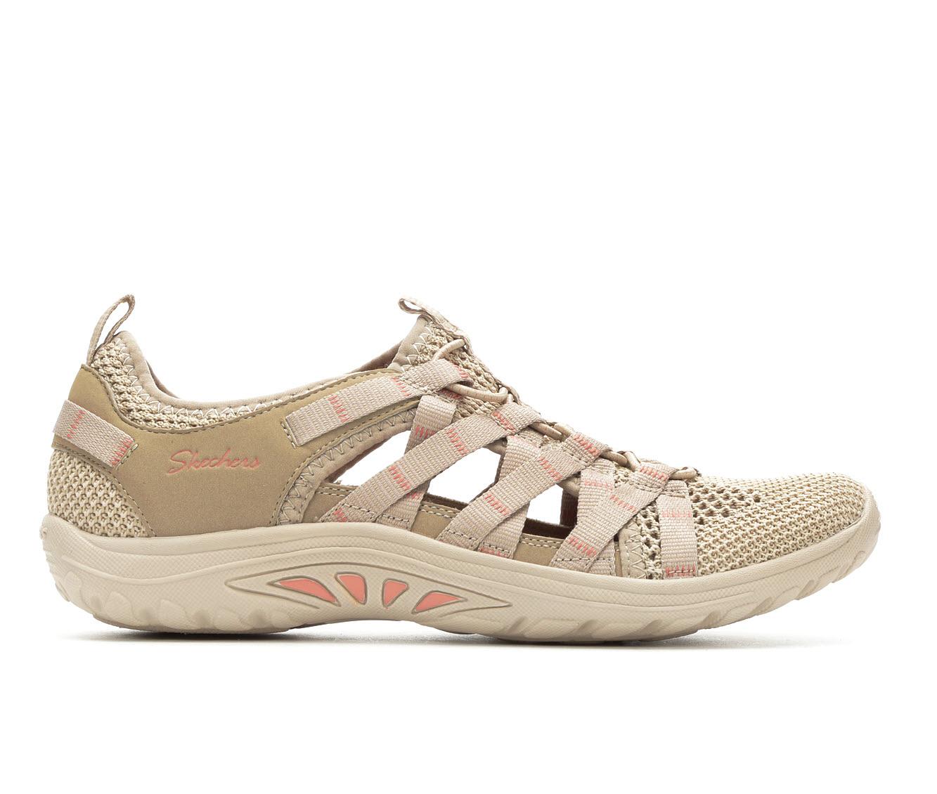 Skechers Neap 49589 Women's Shoe (Brown Canvas)