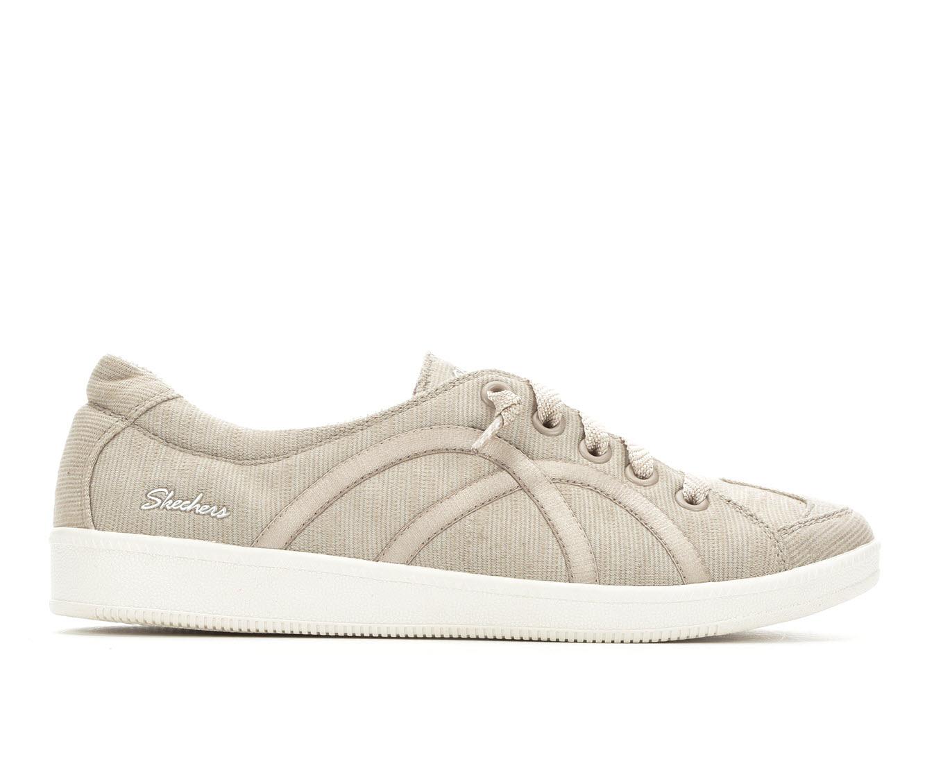 Skechers Take A Walk 23958 Women's Shoe (Brown Canvas)