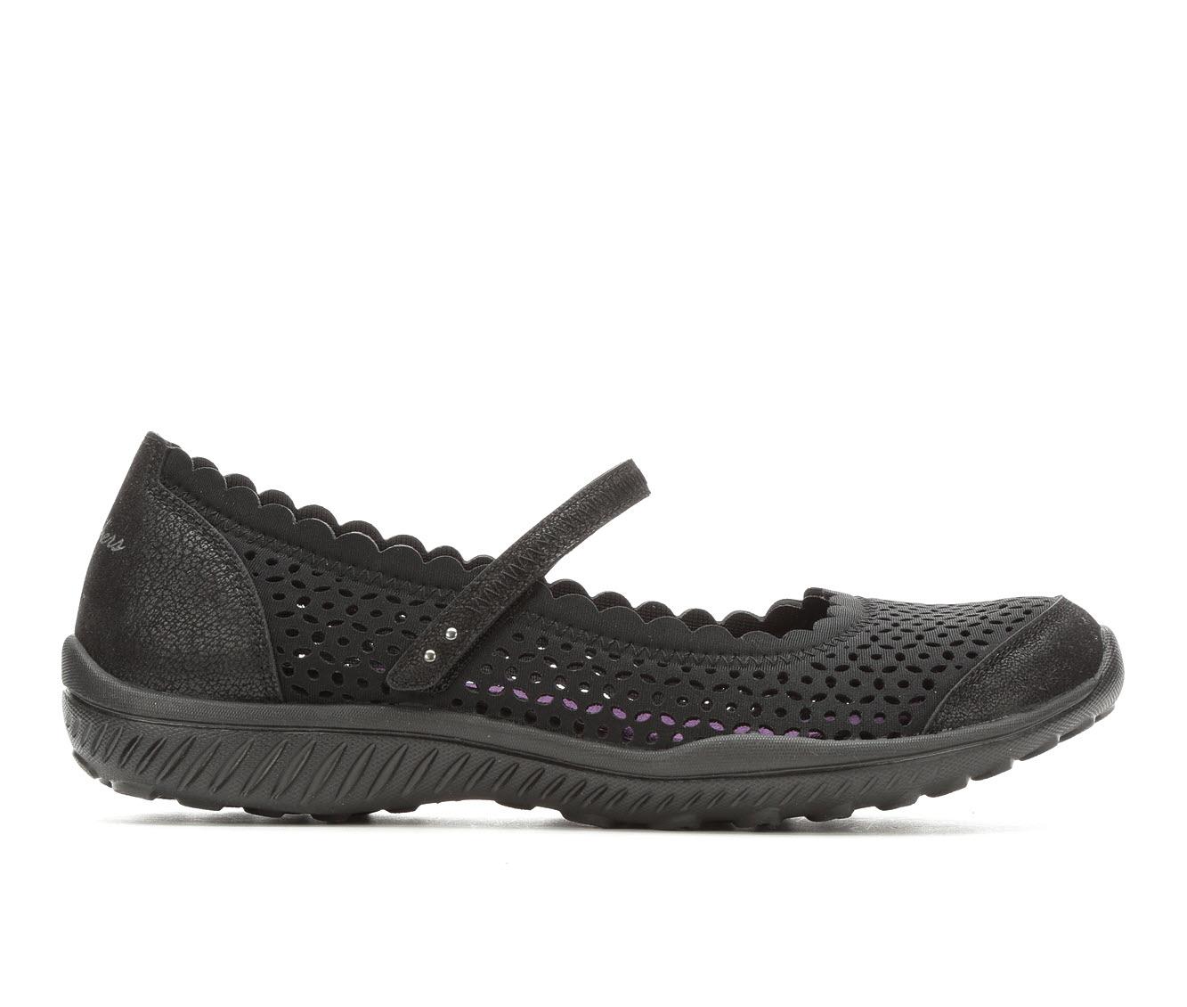 Skechers My Desire 23290 Women's Shoe (Black Canvas)