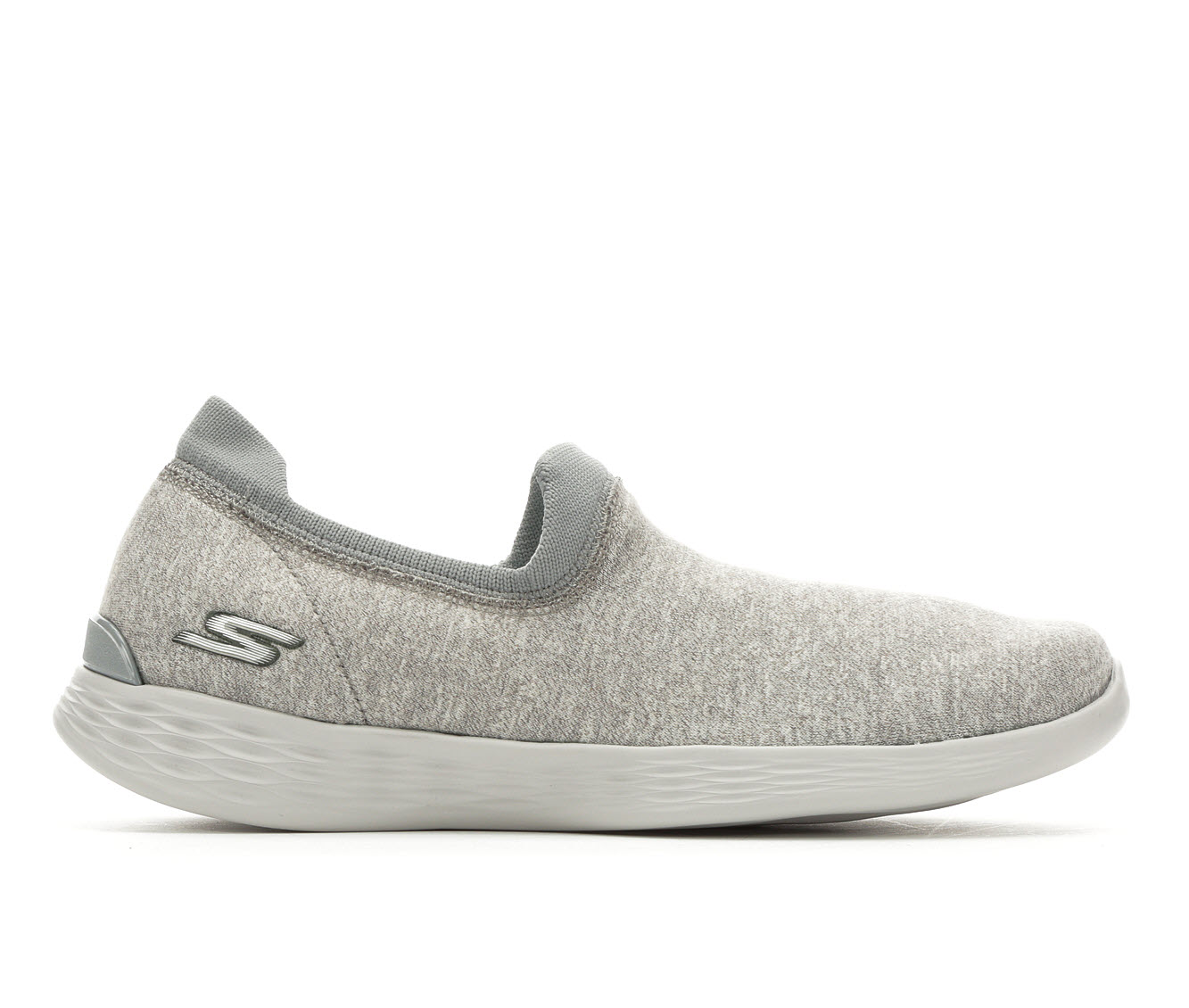 Skechers Go You Perfection 15821 Women's Shoe (Gray Canvas)