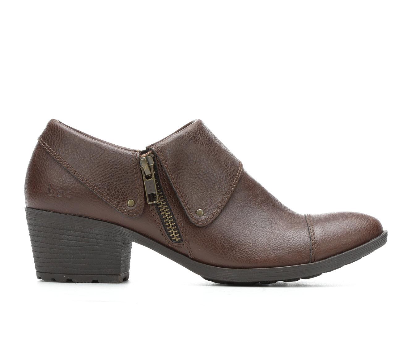 B.O.C. Rosemela Women's Shoe (Brown Leather)
