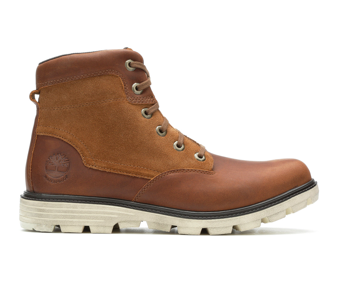 Timberland Walden Park Men's Boots (Brown Leather)