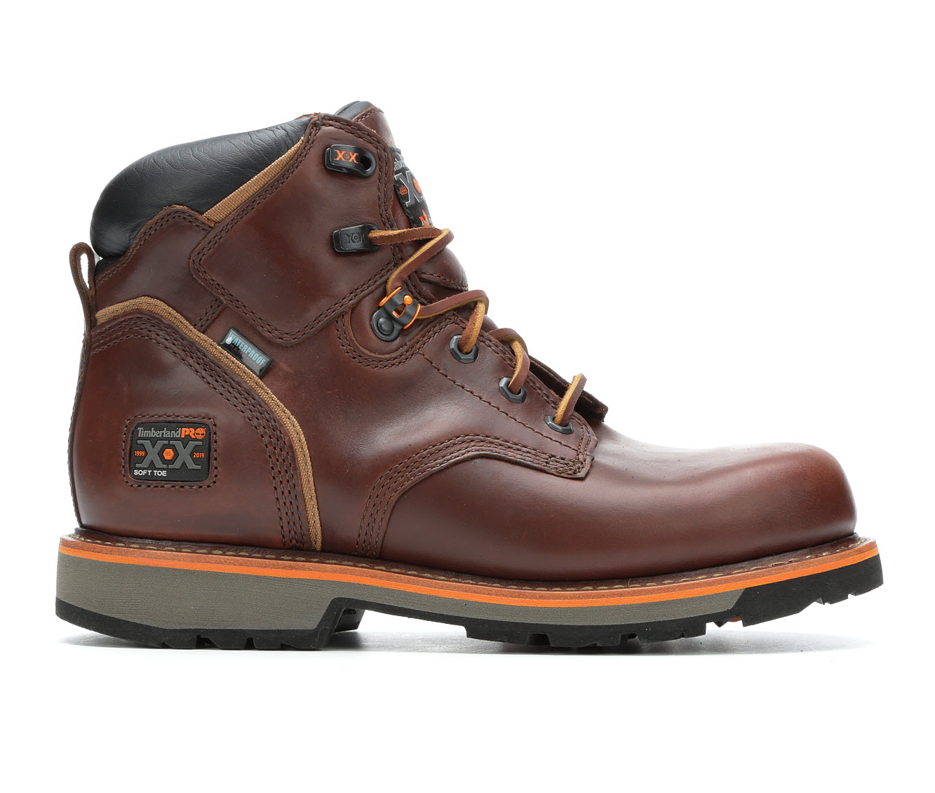 Timberland Pro Pit Boss XX Men's Boots (Brown Leather)