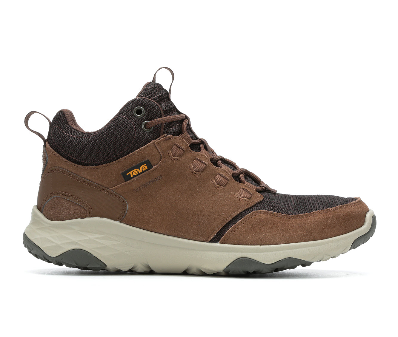Teva Arrowridge Mid Waterproof Men's Boots (Brown Suede)