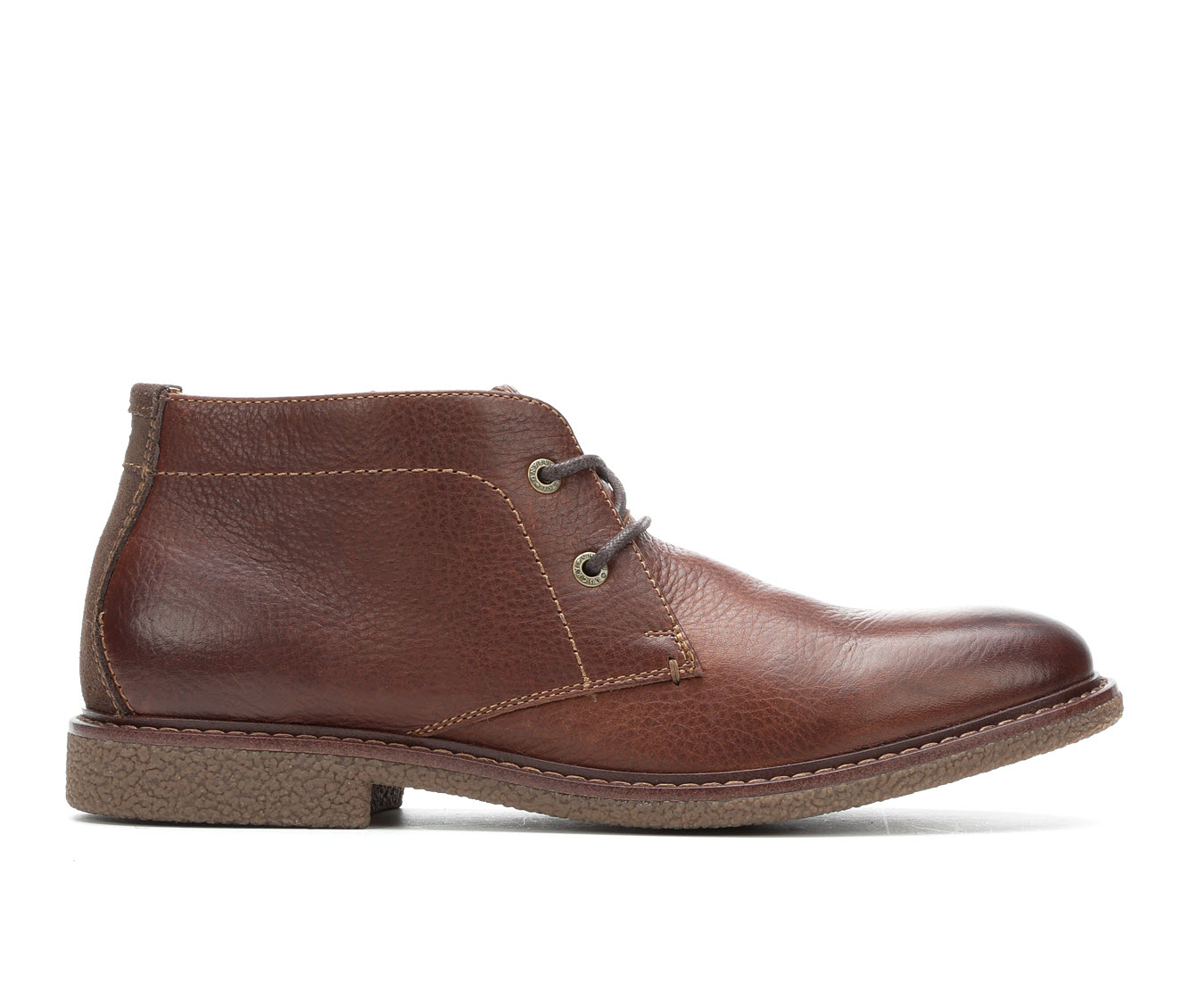 Lucky Brand Boone Men's Boots (Brown Leather)