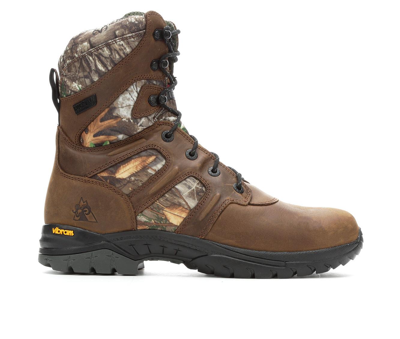 Rocky Deer Stalker RKS0411 Men's Boots (Brown Leather)