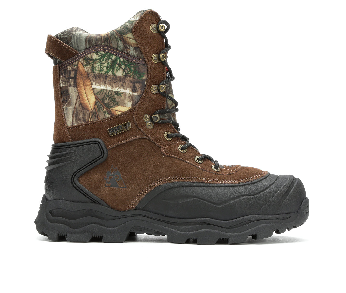 Rocky Multi Trax RKS0418 Men's Boots (Brown Suede)