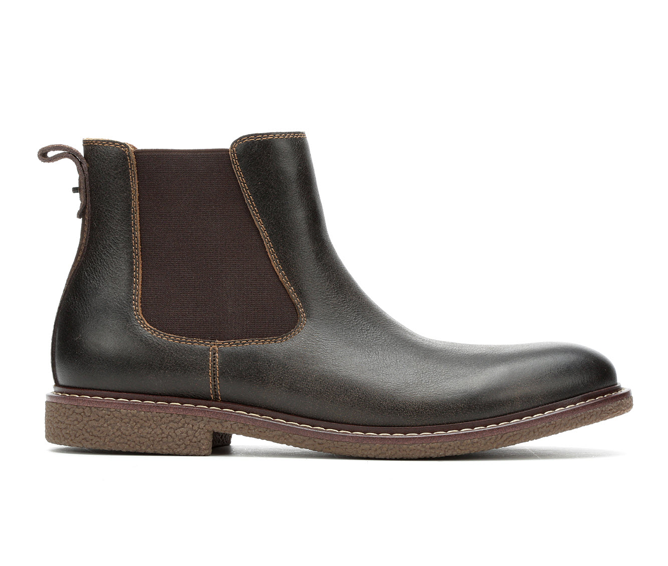 Lucky Brand Brentwood Men's Boots (Brown Leather)
