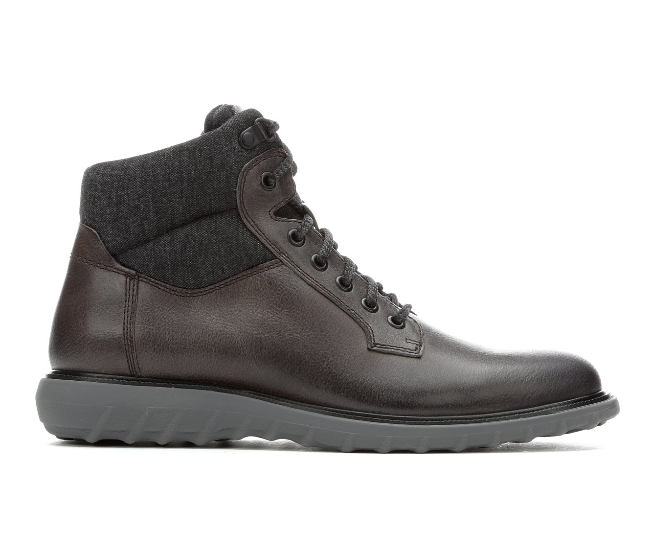 Dockers Lewis Chukka Men's Boots (Gray Leather)