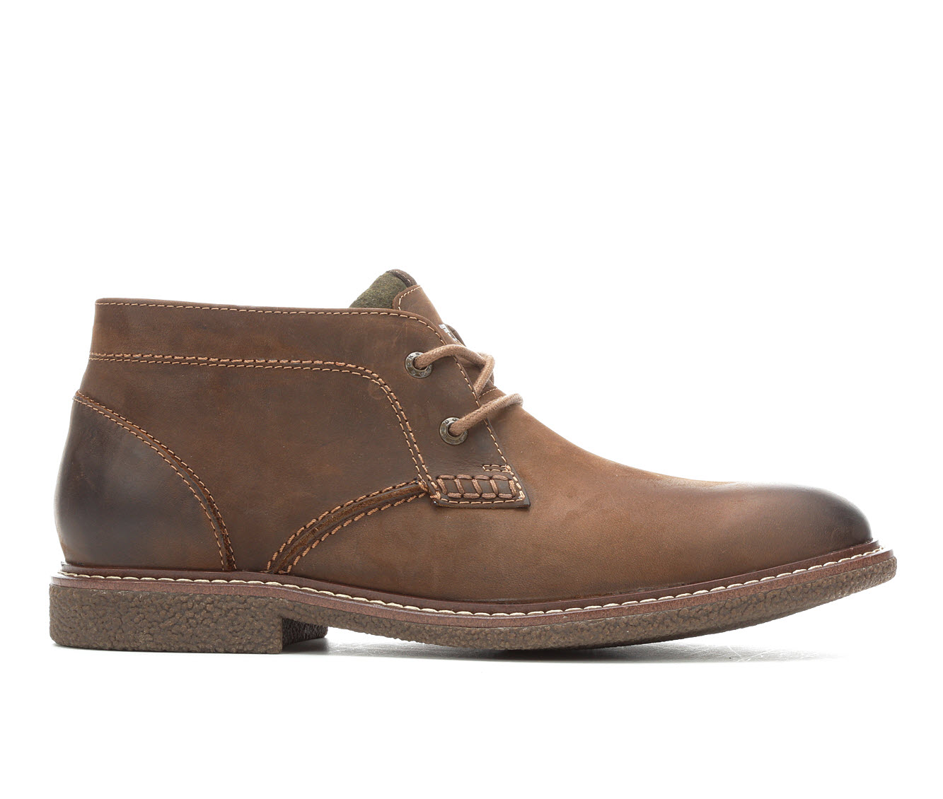Dockers Grayson Men's Boots (Brown Leather)