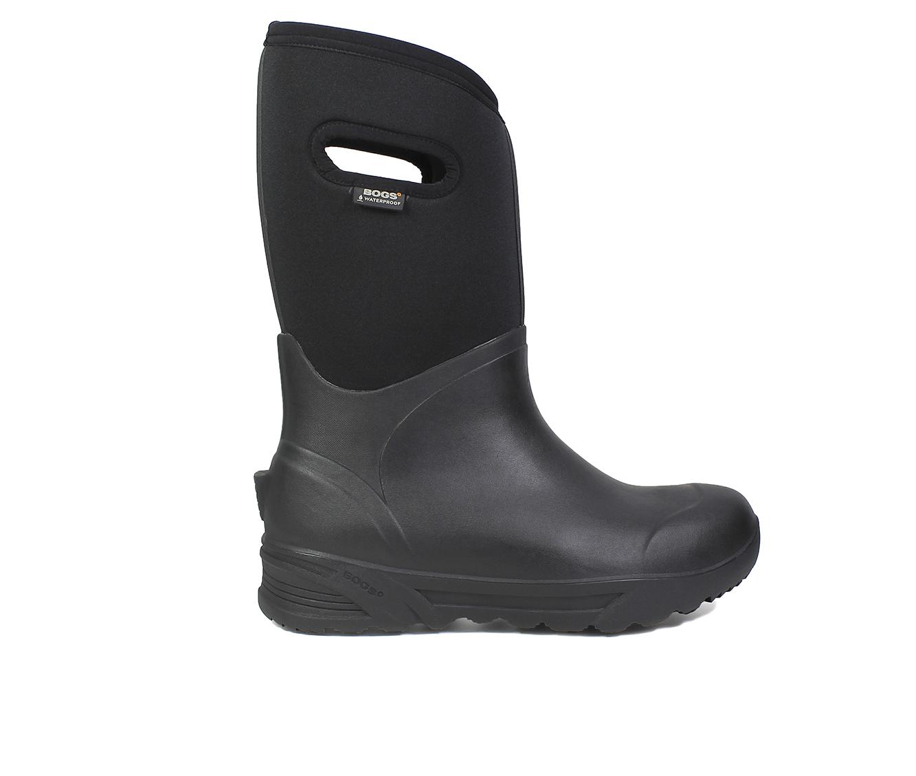 Bogs Footwear Bozeman Men's Boots (Black Fabric)
