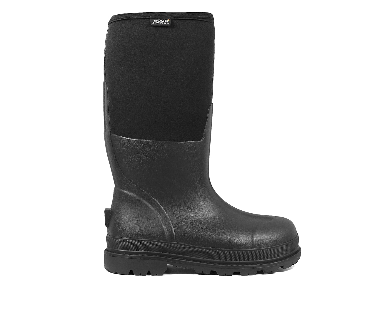 Bogs Footwear Rancher Men's Boots (Black Fabric)