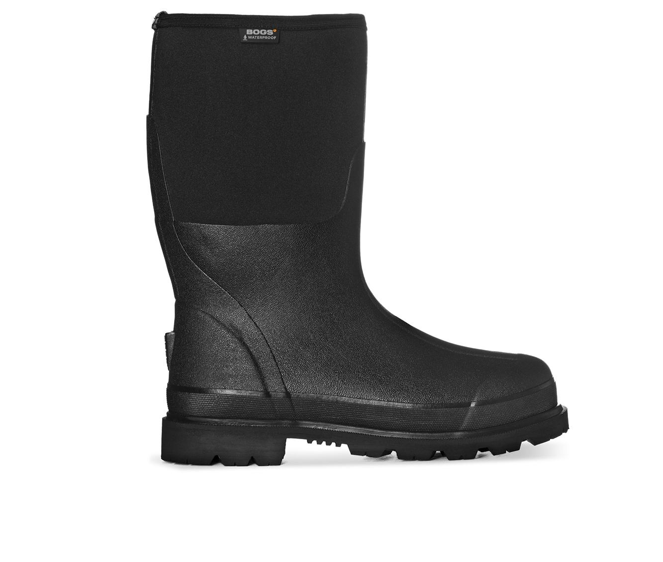 Bogs Footwear Task Men's Boots (Black Fabric)