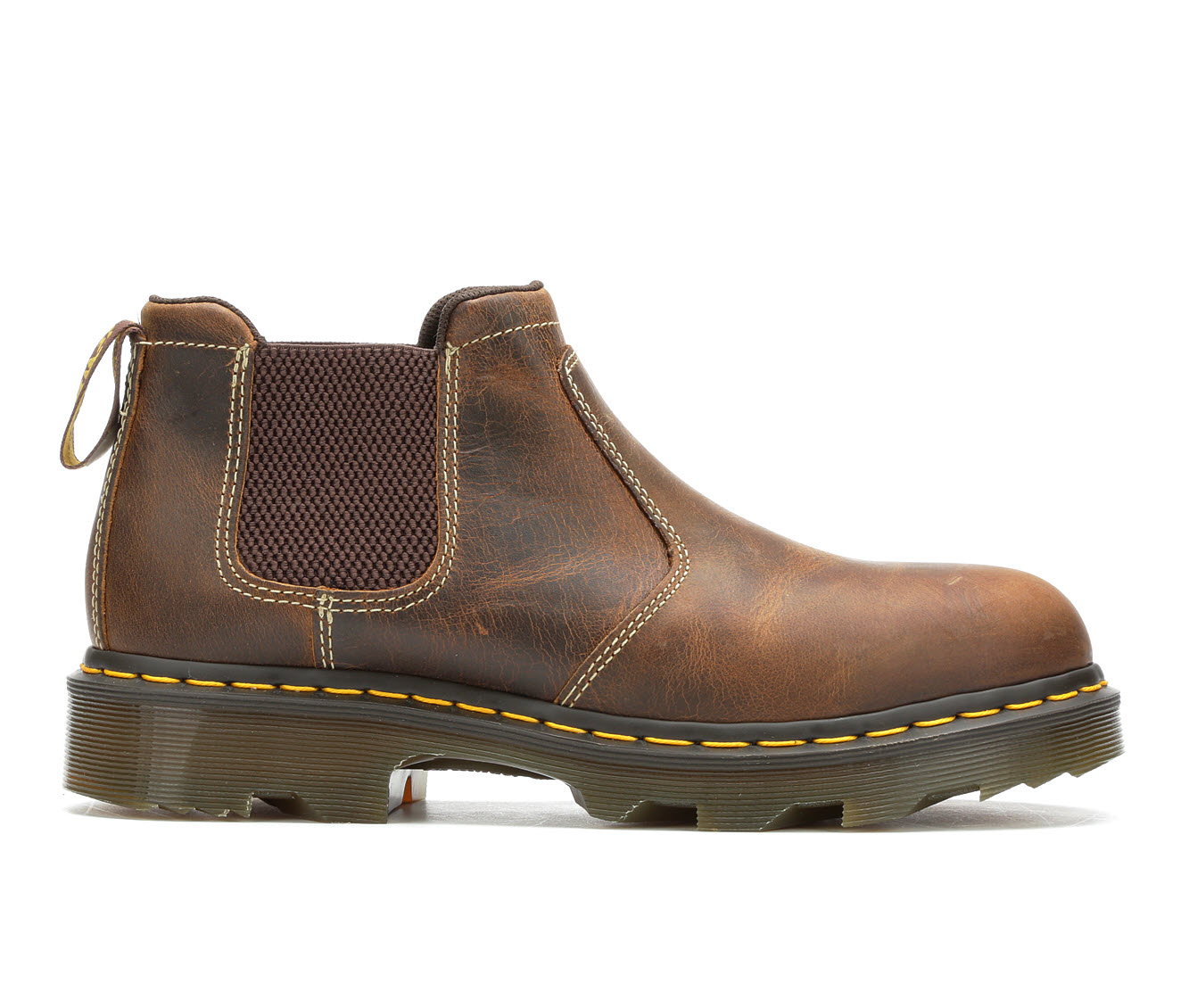Dr. Martens Penly Men's Boots (Brown Leather)