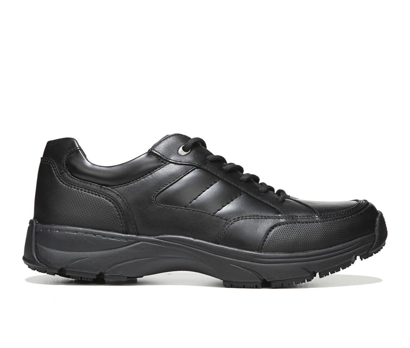 Dr. Scholls Aiden Men's Boots (Black Leather)
