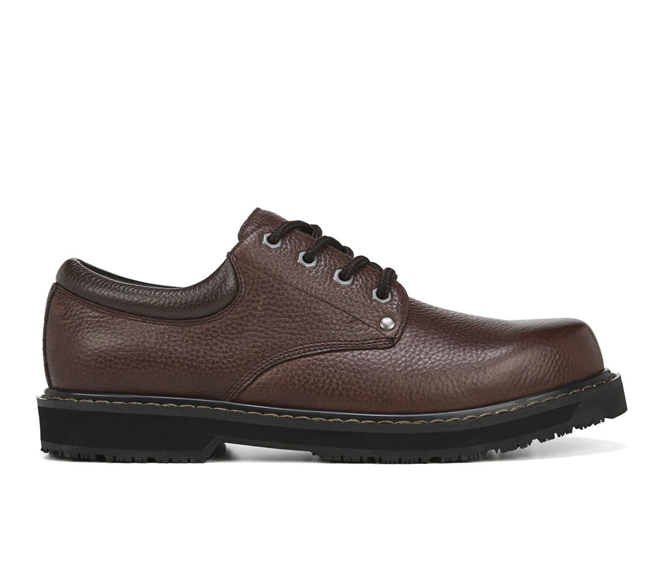 Dr. Scholls Harrington II Men's Boots (Brown Leather)