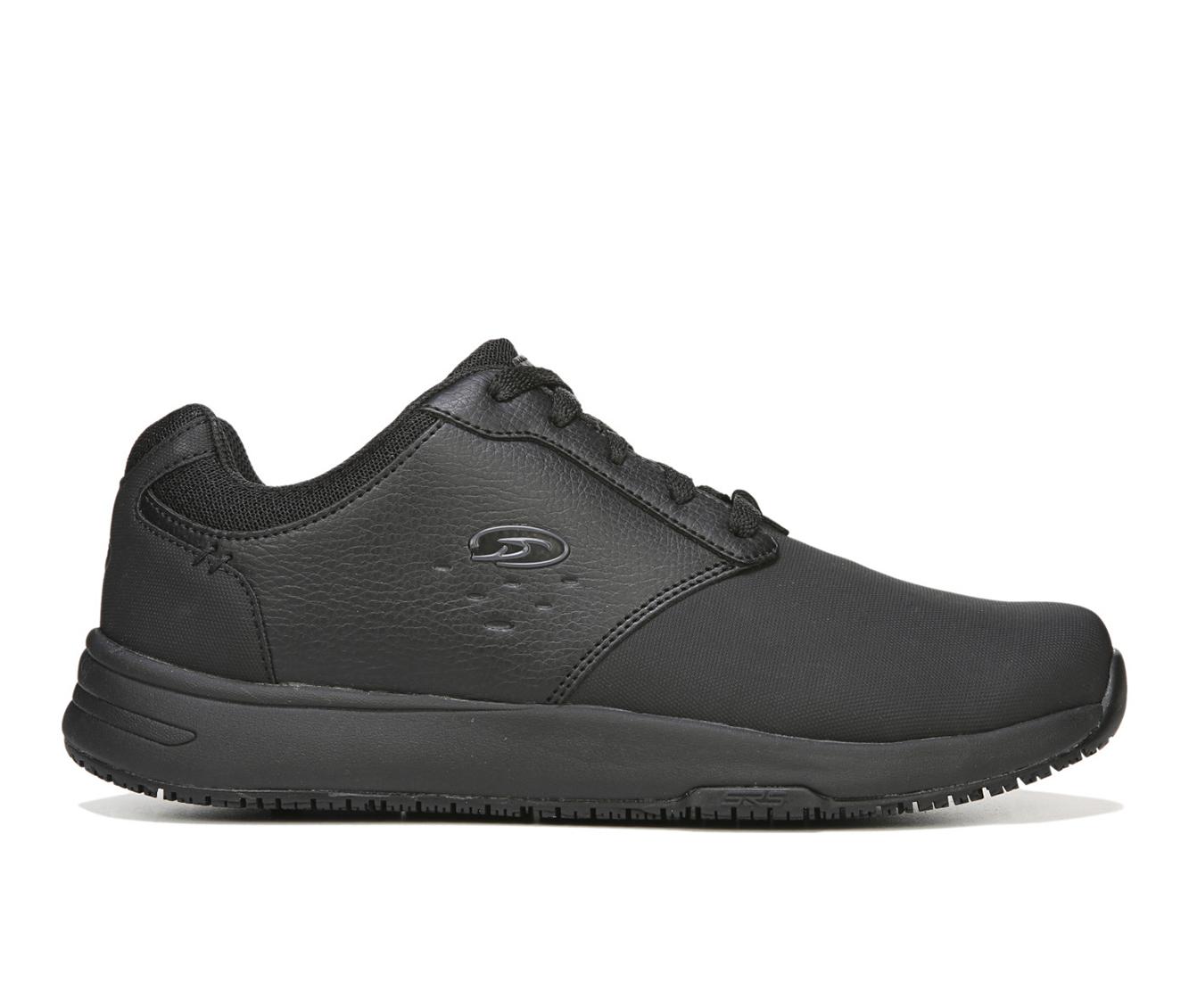 Dr. Scholls Intrepid Men's Boots (Black Faux Leather)