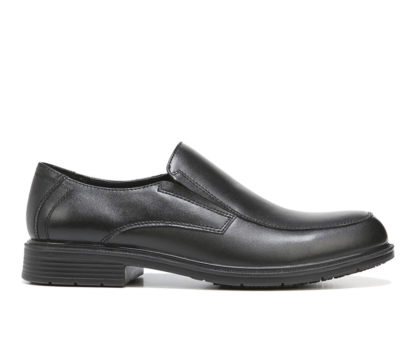 Dr. Scholls Jeff Men's Boots (Black Leather)