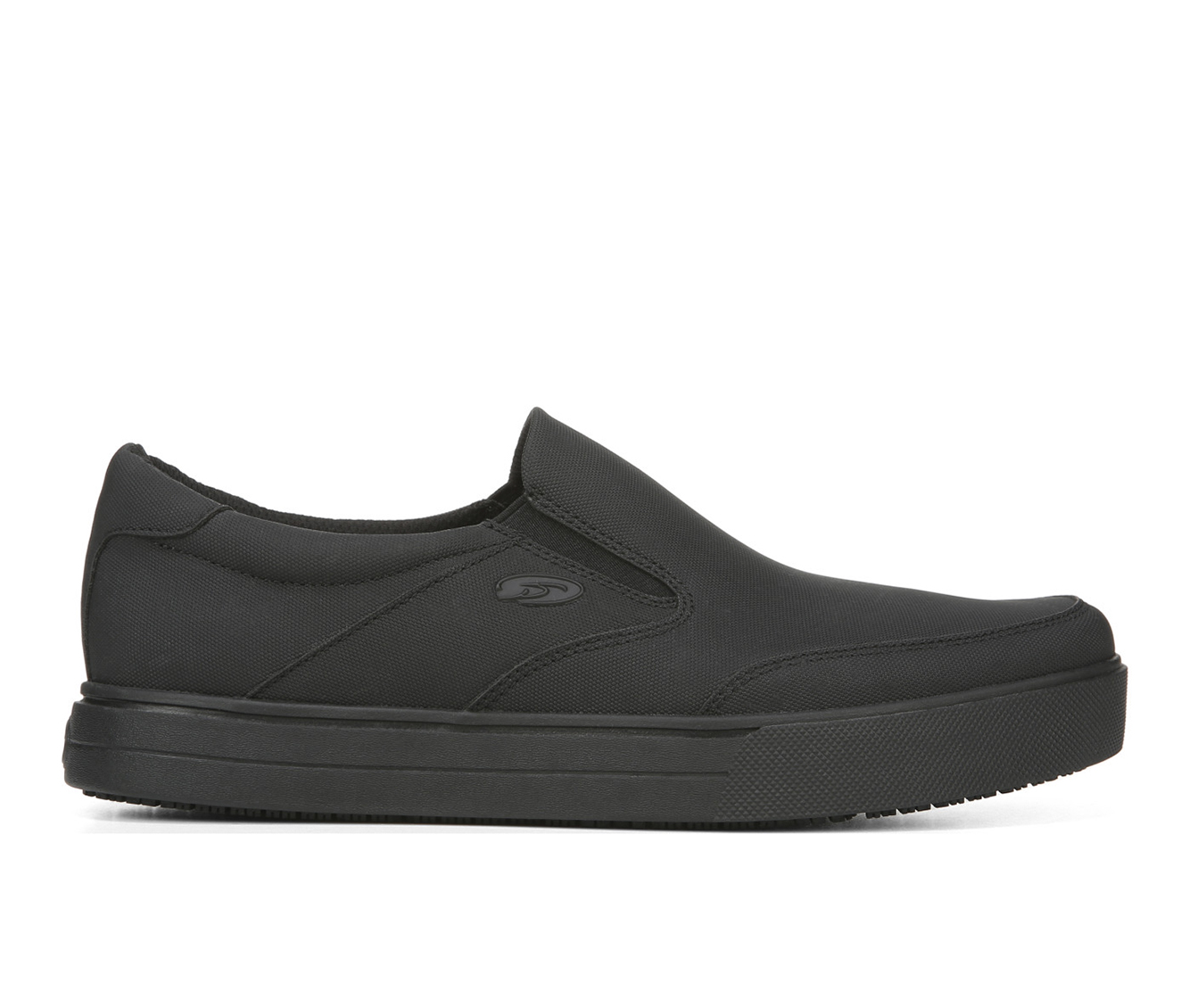 Dr. Scholls Valiant Men's Boots (Black Faux Leather)