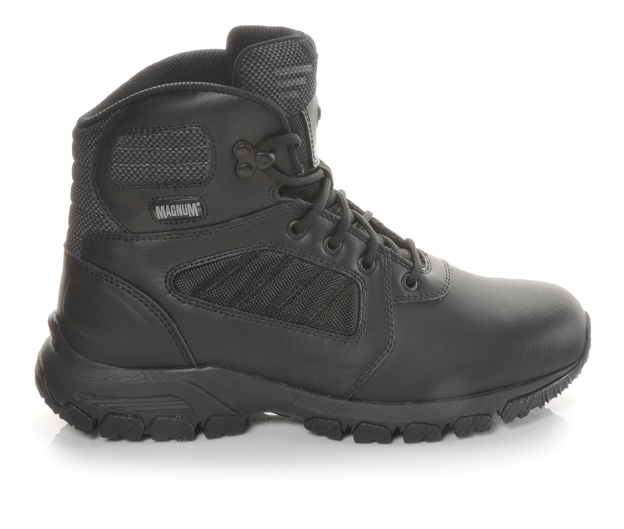 Magnum Response III 6.0 Men's Boots (Black Leather/Fabric)