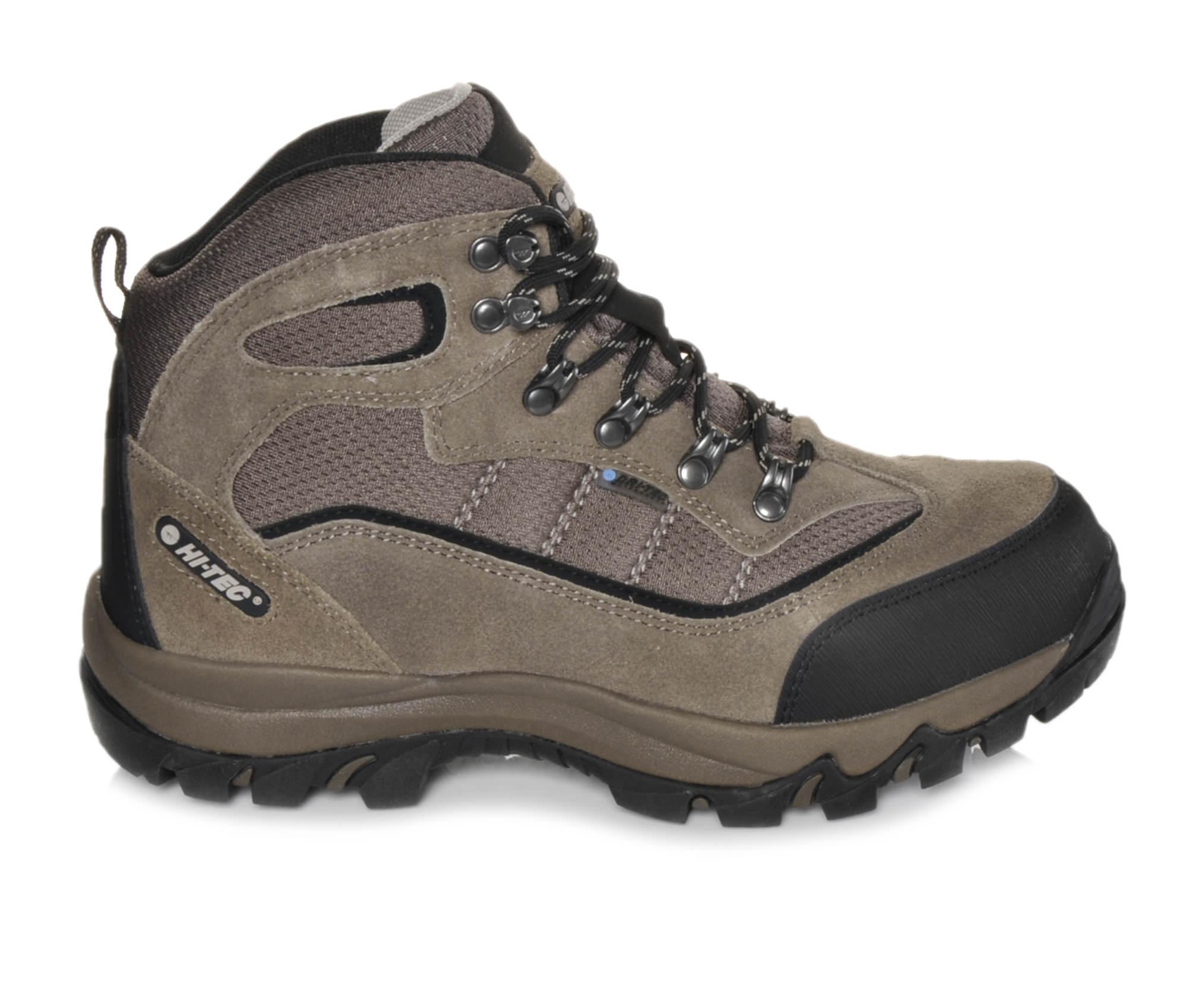 Hi-Tec Skamania Waterproof Men's Boots (Brown Leather)
