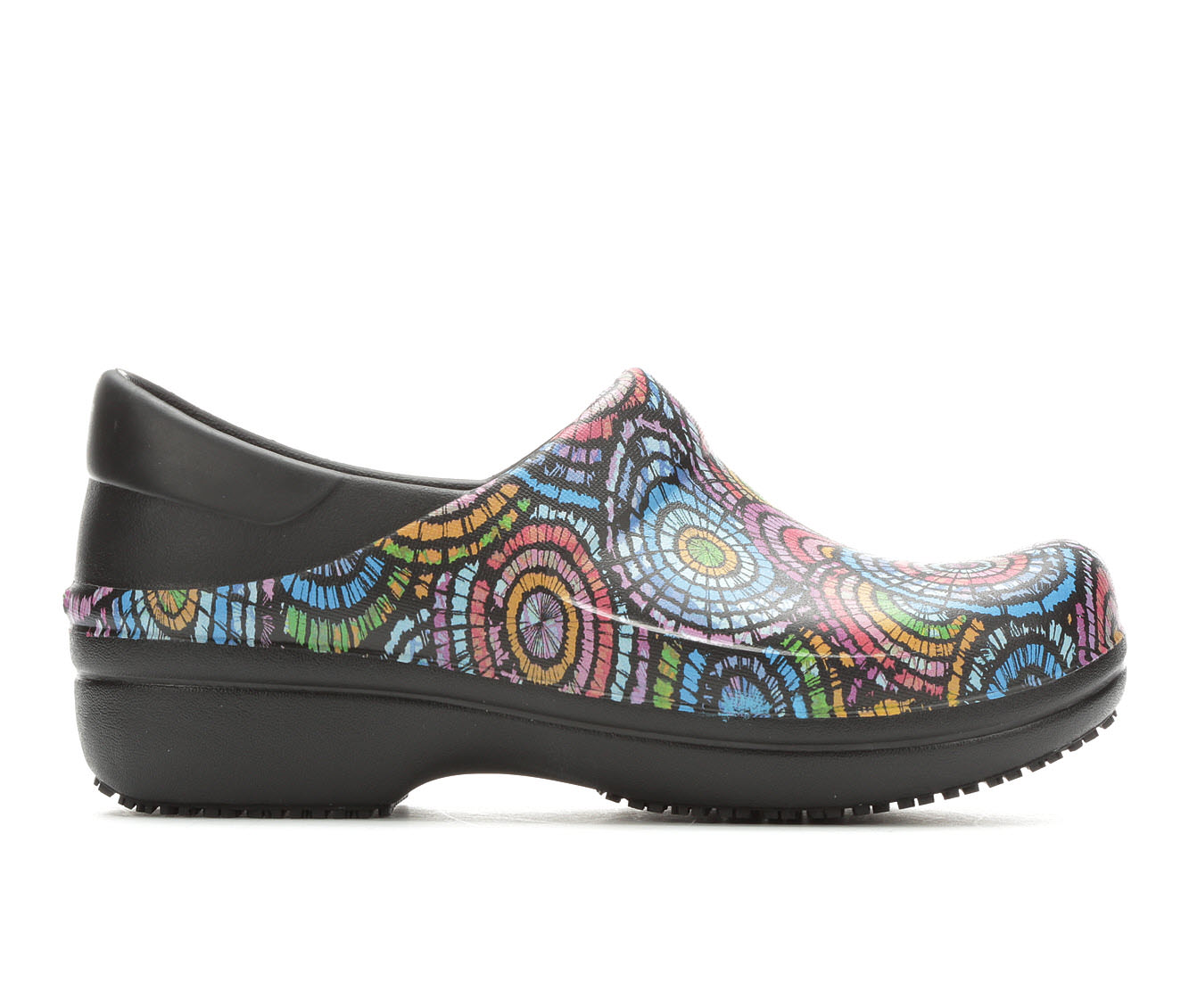 Crocs Work Neria Pro II Graphic Men's Boots (Black Faux Leather)
