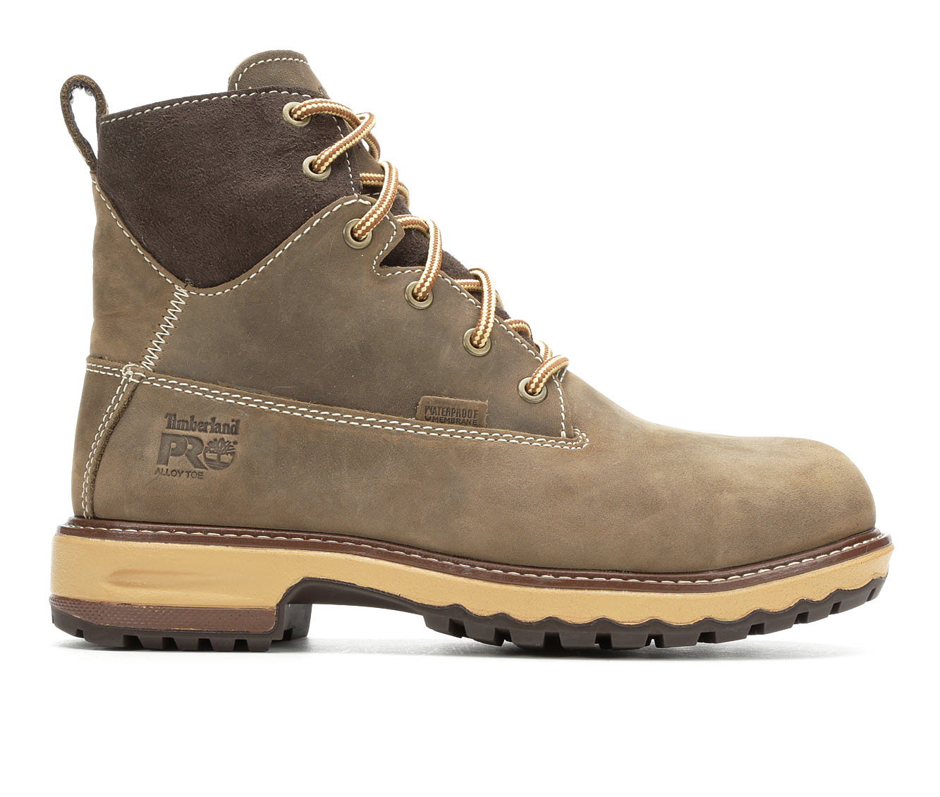 Timberland Pro Hightower Men's Boots (Brown Leather)