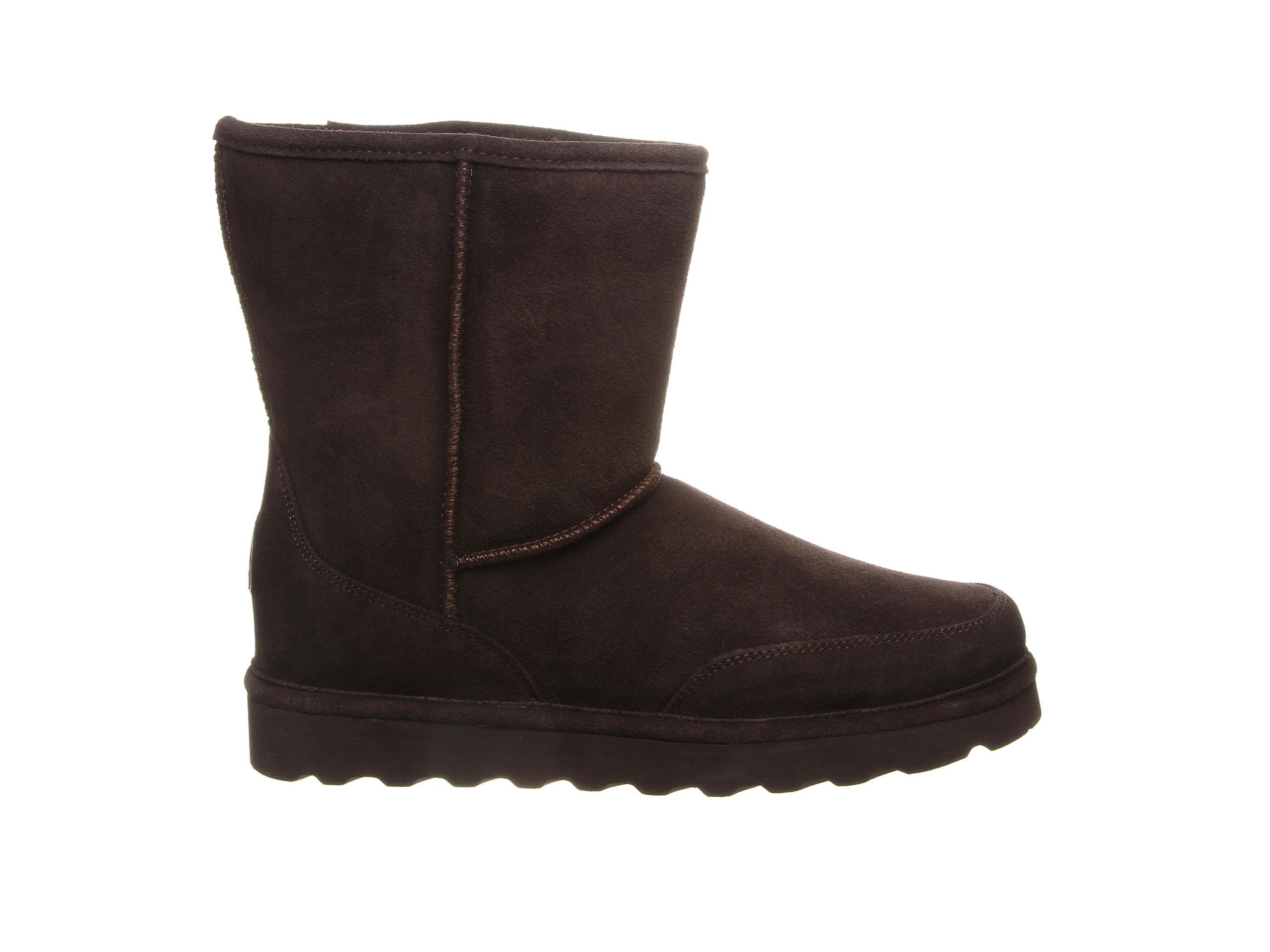 Bearpaw Brady Men's Boots (Brown Suede)